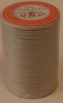 Fil polyester tressé 0.65 mm gris