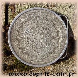 Boucle Siskiyou calendrier aztèque