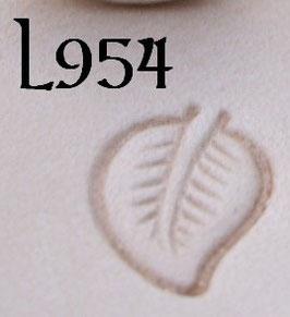 Matoir L954 feuille