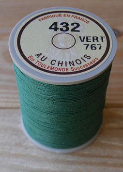 Fil au chinois 432 vert