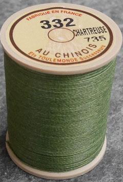 Fil au chinois 332 chartreuse