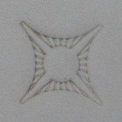 Matoir G2286 - motif géométrique