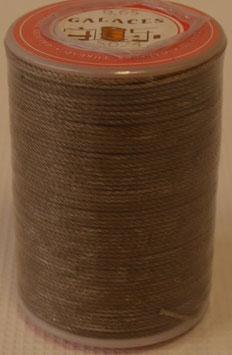Fil polyester tressé 0.65 mm taupe