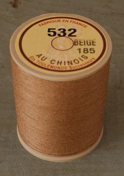 Fil au chinois 532 beige