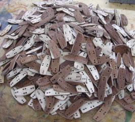 Lamelle cuir type Birka modèle n°1
