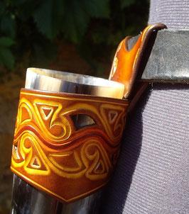 Porte corne celte