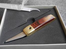 Couteau droit et courbe IVAN