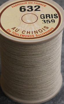 Fil au chinois 632 gris