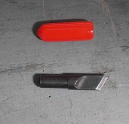 Lame acier épaisse (2,5 mm) pour swivel