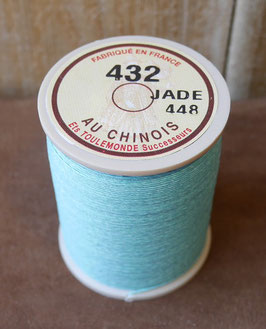 Fil au chinois 432 jade