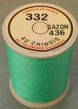 Fil au chinois 332 gazon