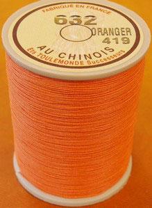 Fil au chinois 632 oranger