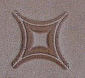 Matoir G2290 - motif géométrique