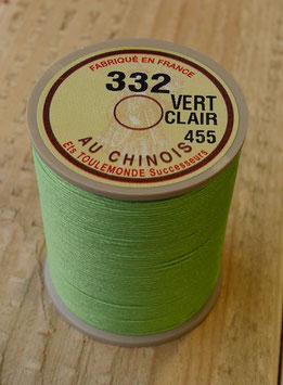 Fil au chinois 332 vert clair