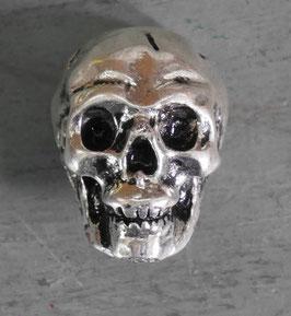 Concho Crâne XL Argent