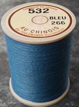 Fil au chinois 532 bleu