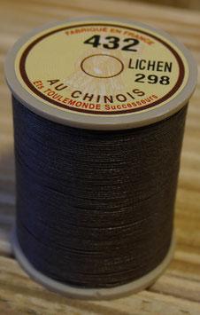 Fil au chinois 432 lichen - 298