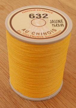 Fil au chinois 632 jaune