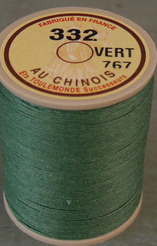 Fil au chinois 332 vert