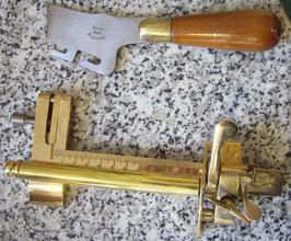 Couteau mécanique - coupe lanière
