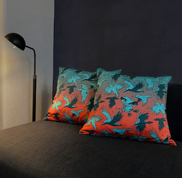 Hanadis Garage /// One-Off Set of Pillows
