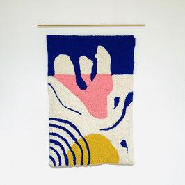 """Wandteppich """"Matisse"""""""
