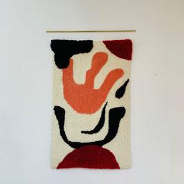 """Wandteppich """"Matisse 2"""""""