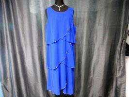 Cocktailkleid von Sheego in der Größe 44 oder in Größe 48 in Farbe königsblau