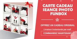 Séance FUNBOX ! - Carte cadeau valable 1 an