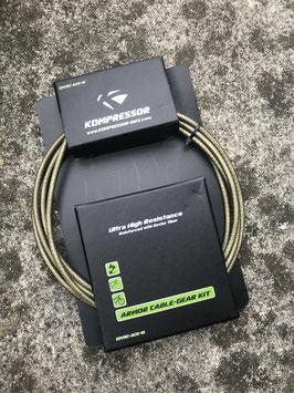 cable et gaine tressé dérailleur ou frein