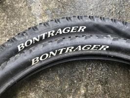 paire de pneu bontrager xr4 et xr3 26x2.20