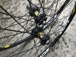 mavic crossride disc & vbrake