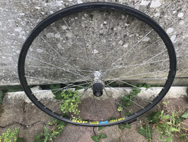 roue ar Mavic 217 ceramique  moyeux deore xt