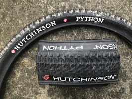 paire de pneu hutchinson python 26x2.0