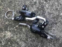 dual control shimano deore xt M772 3x 9V