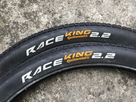 CONTINENTAL RACE KING TUBELESS  26x2.2 (paire)