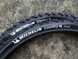 MICHELIN country mud (paire)