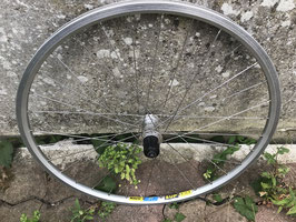 roue ar Mavic 217 sup moyeux deore xt