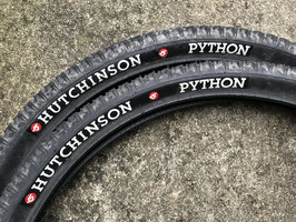 HUTCHINSON PYTHON