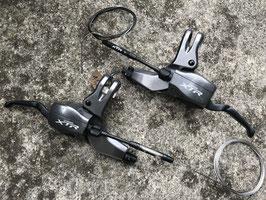 dual control  shimano xtr m960