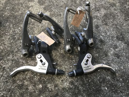 pack leviers etriers shimano deore lx