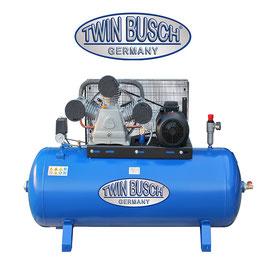 Druckluftkompressor liegend 500 L - TWK-500L
