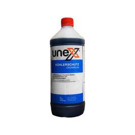 Unex Kühlerschutz Grün/Blau und Lila G12++