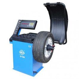 Automatische Reifenwuchtmaschine mit 3 ALU Programmen, 10'' – 24'' U-120