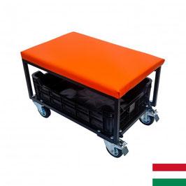 Werkstattstuhl auf Rollen WS6540