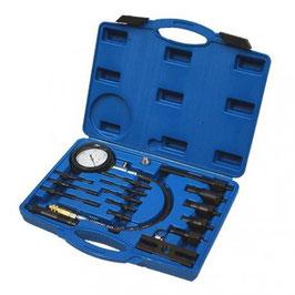 Kompressionstester für Dieselmotoren mit Adapters, 0-70bar MG50196