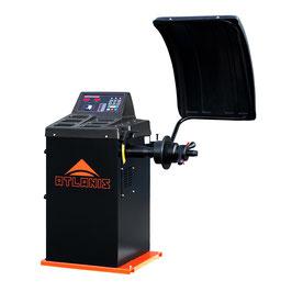"Auswuchtmaschine Reifen Halbaut. 230V, 10 - 24"" mit LED-Display - A-HA-2000-230V-V02"