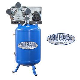 Druckluftkompressor stehend 270 L - TWK-270S
