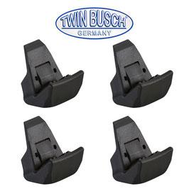 Kunststoffspannbackenschutz mit Grip-Clamp (4-er Set) TWX-KSCH3 / E-RMO0006