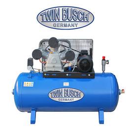 Druckluftkompressor liegend 270 L - TWK-270L